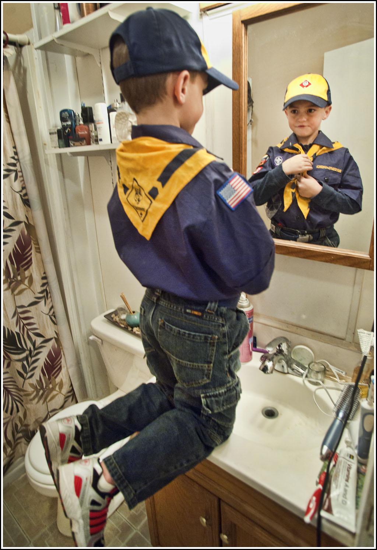 Cub scout homework 2010