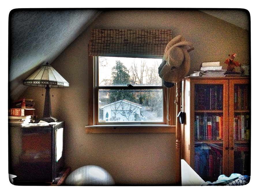 January 11, 2014 iPhone Challenge – The window view