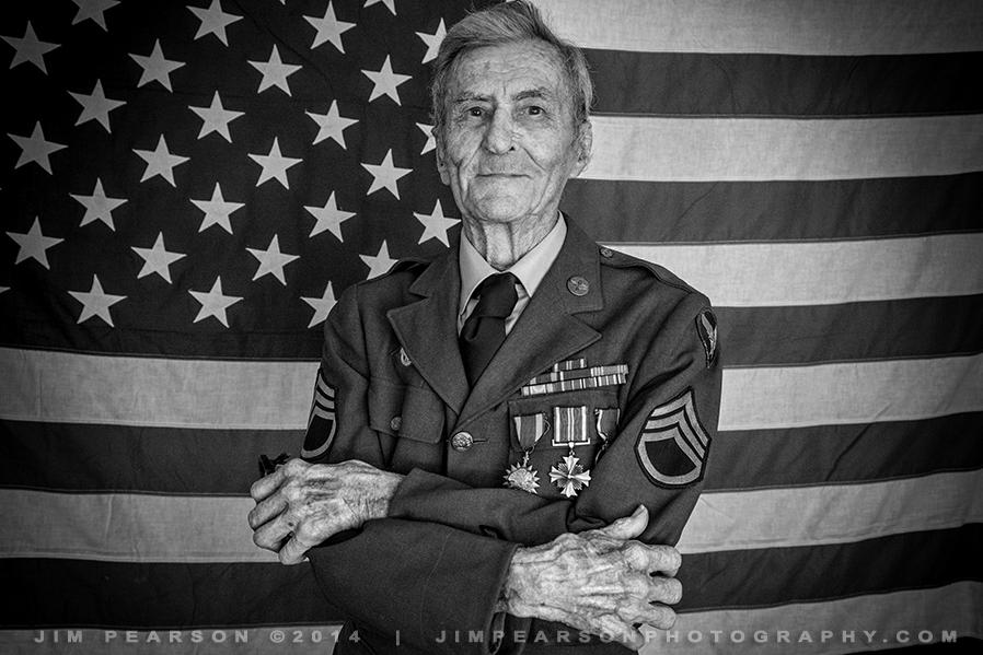WWII Veteran Arthur Yarbrough
