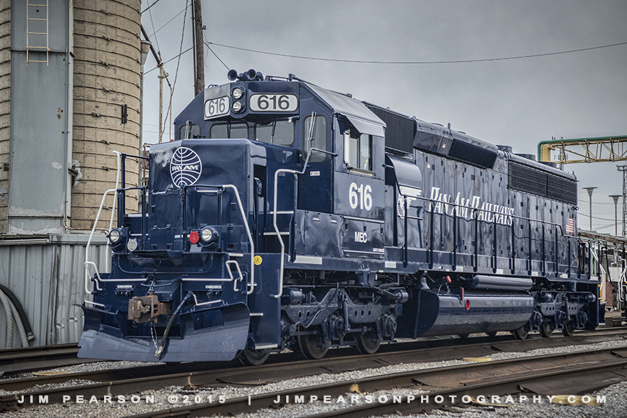 01.20.15 Pan Am Railways 616 at Atkinson, Maidosnville, Ky