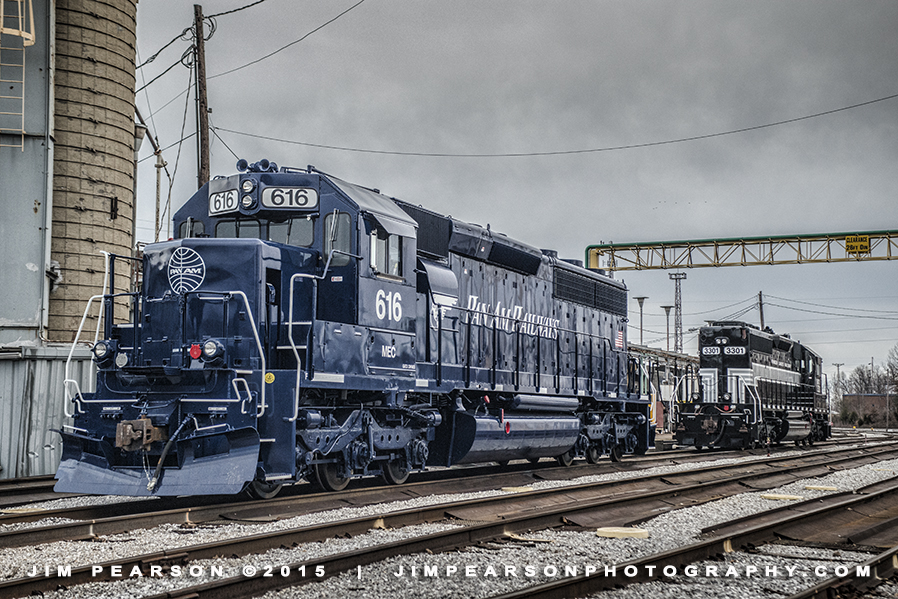 01.20.15 Pan Am Railways and Finger Lakes Railway at Atkinson, Maidosnville, Ky