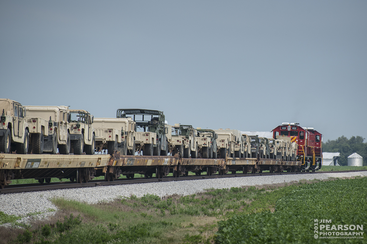 Hopkinsville (KY) United States  city photos : 2015 – United States Army GenSets 6519 and 6520 at Hopkinsville, Ky ...